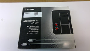 Canon AK-C25 Accessory Kit