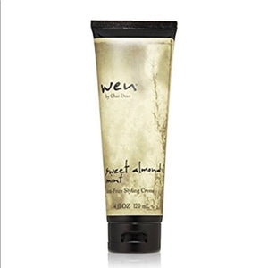 Wen Sweet Almond Mint Anti-Frizz Styling Creme