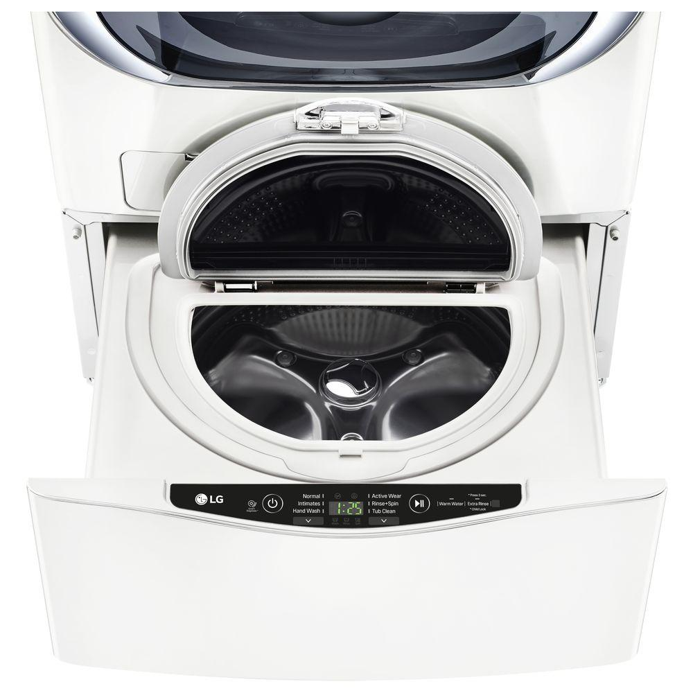 "LG 27"" Ingenious SideKick Pedestal Washer"