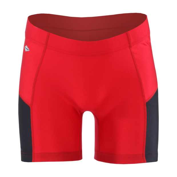 #5-2 Two Color Compression Shorts