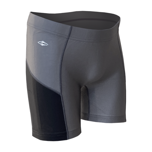 #5-2 Two-Color Compression Shorts