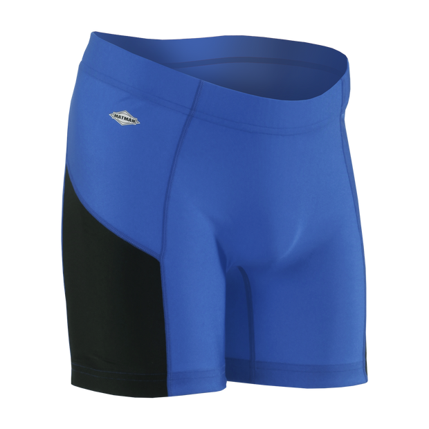 Two-Color Compression Shorts
