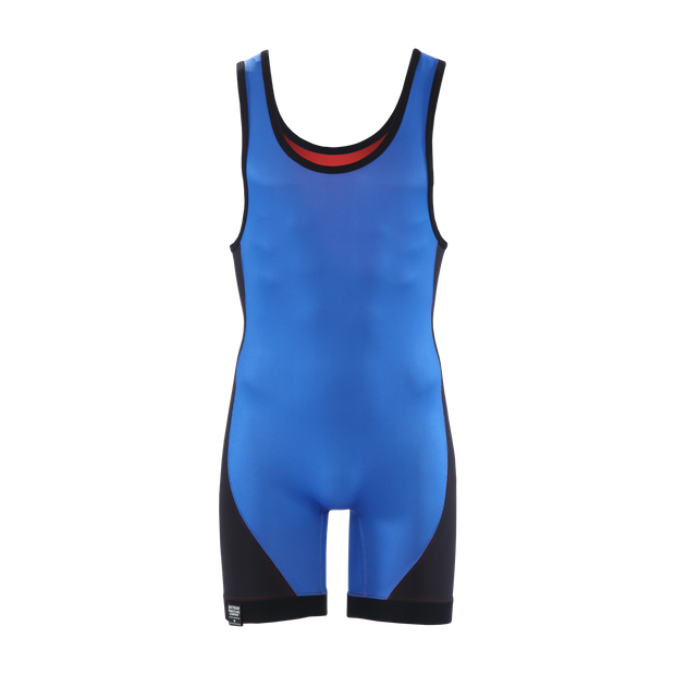 Men's Hi-Cut Reversible Singlet