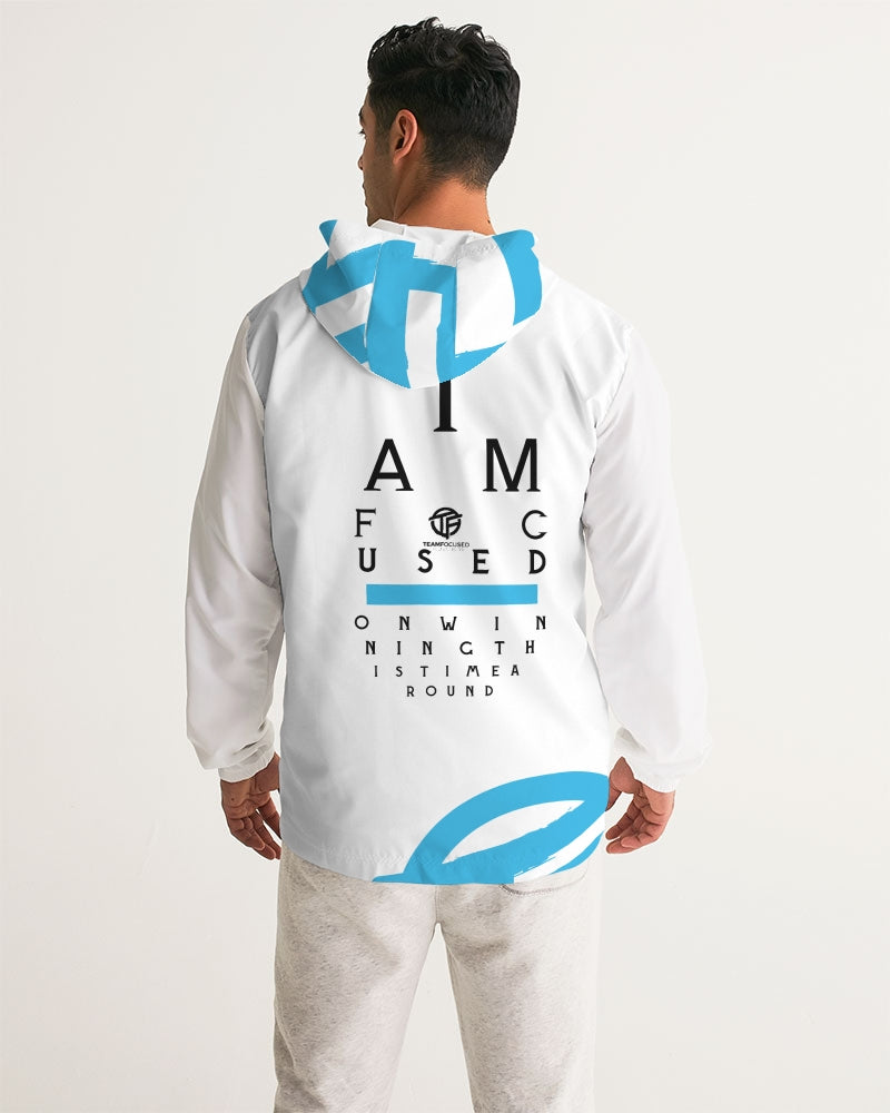 Eye Test Men's Windbreaker
