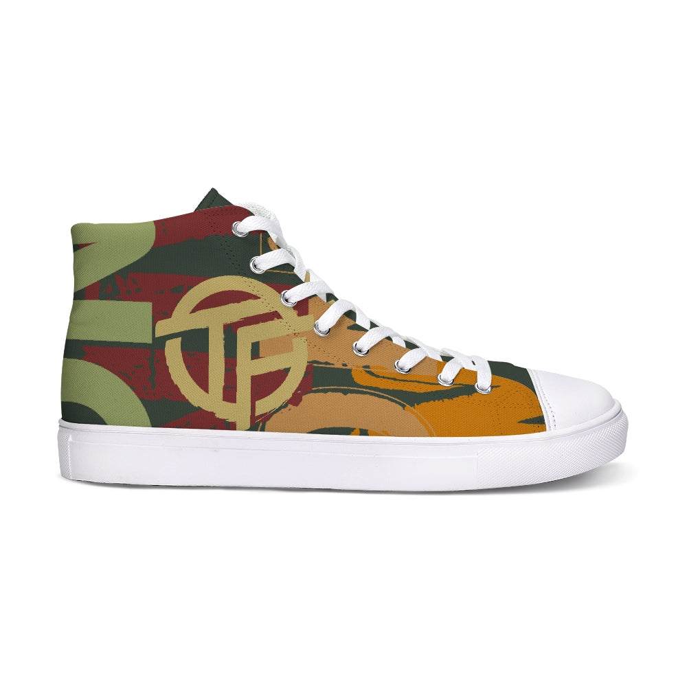 Main thing Hightop Canvas Shoe