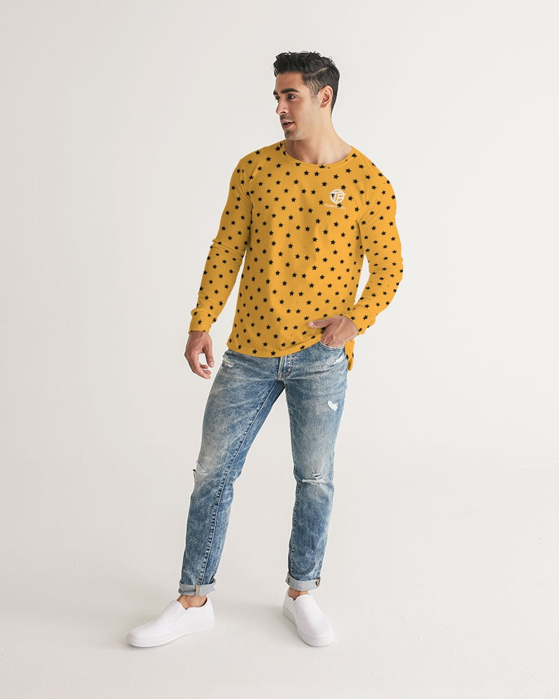 Star Men's Long Sleeve Tee