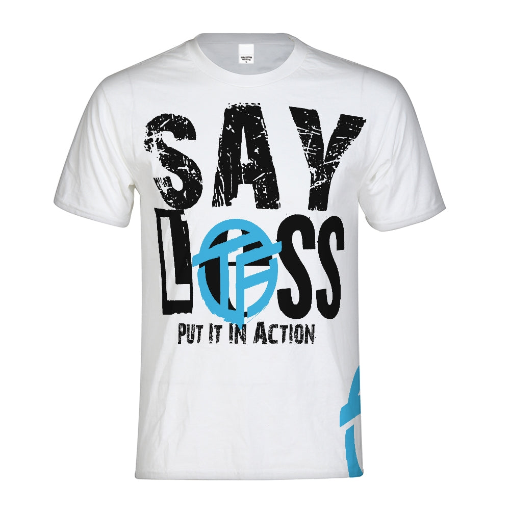 Say Less Hoodie Men's Tee