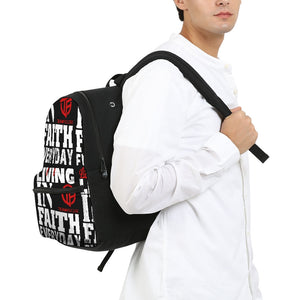 LIFE GEAR Small Canvas Backpack