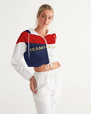 2012 Women's Cropped Windbreaker