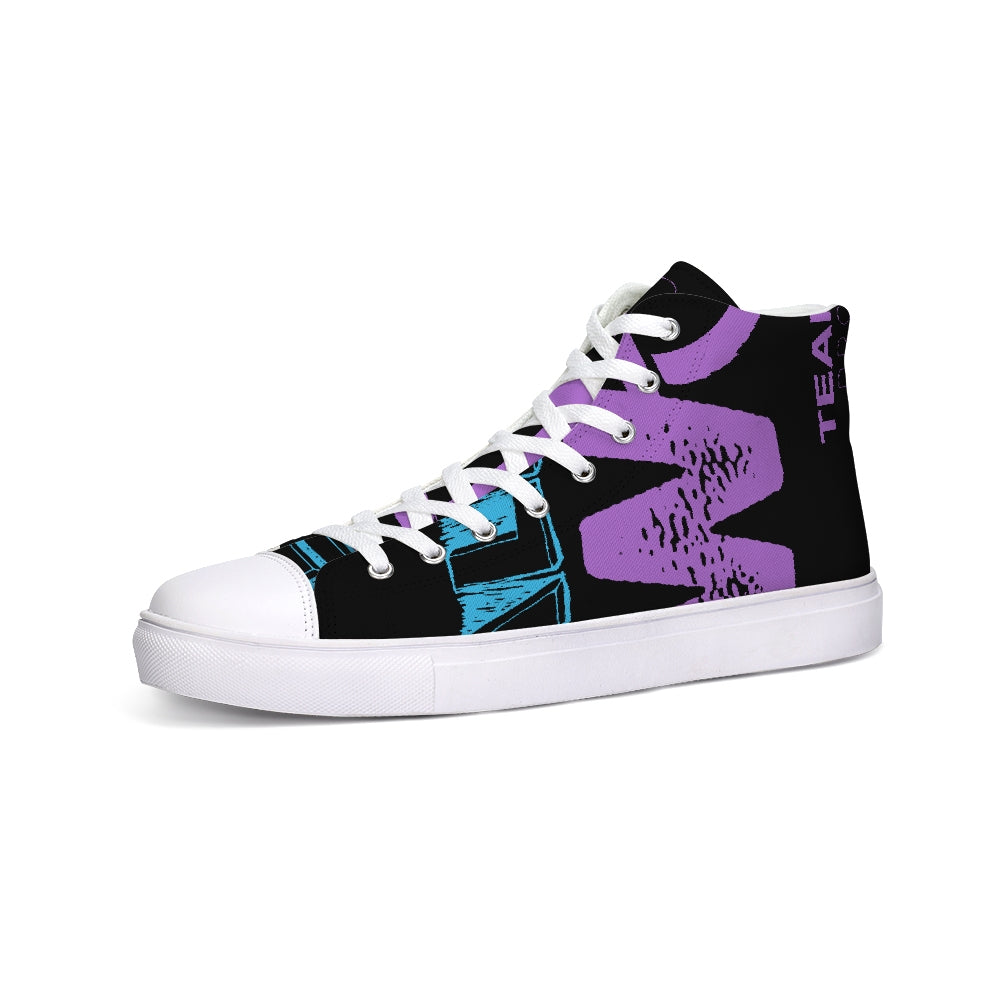 Already Won Hightop Canvas Shoe