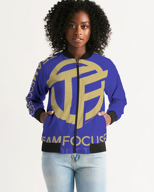FOCUSED GS Women's Bomber Jacket