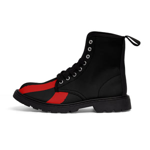 IAF Men's Canvas Boots