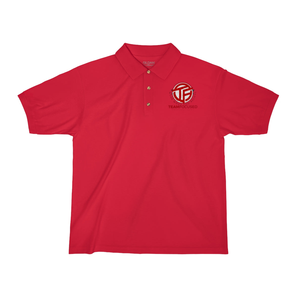 TeamFocused Polo Shirt