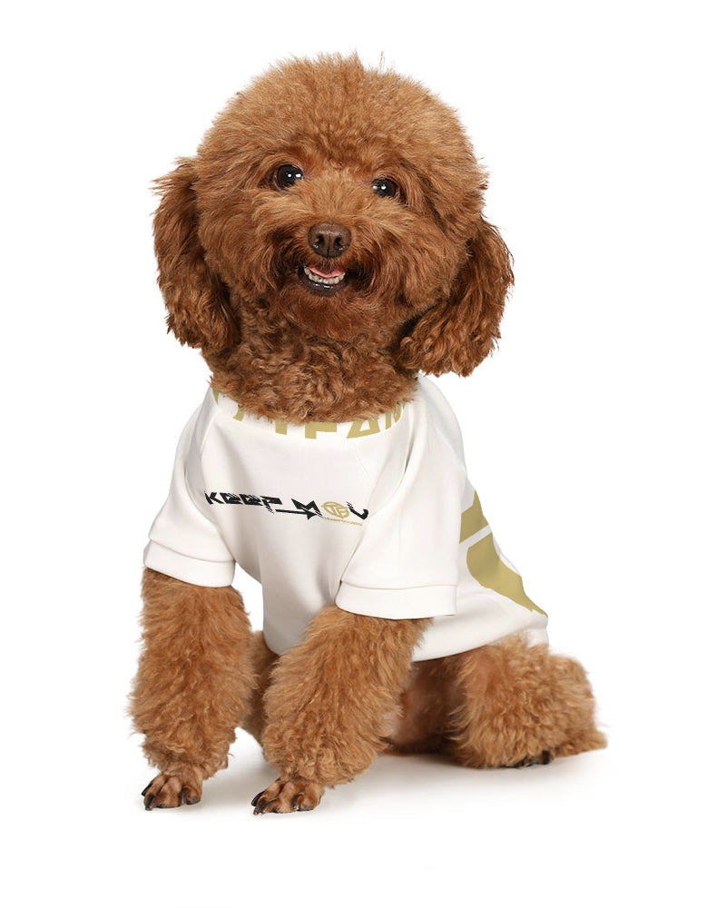Keep Moving Doggie Tee