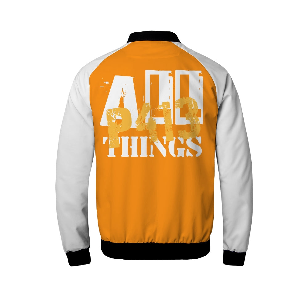 All things Men's Bomber Jacket