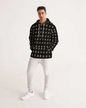 TEAM FOCUSED Checkered Men's Hoodie