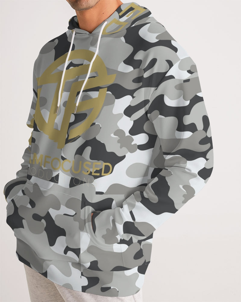 Camo focused Men's Hoodie