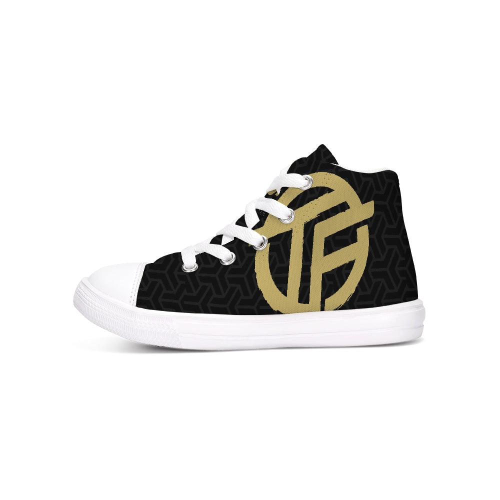 focused gear Kids Hightop Canvas Shoe