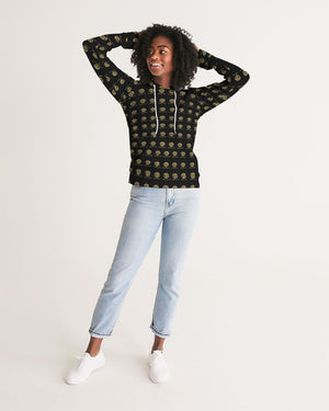 TEAM FOCUSED Checkered Women's Hoodie