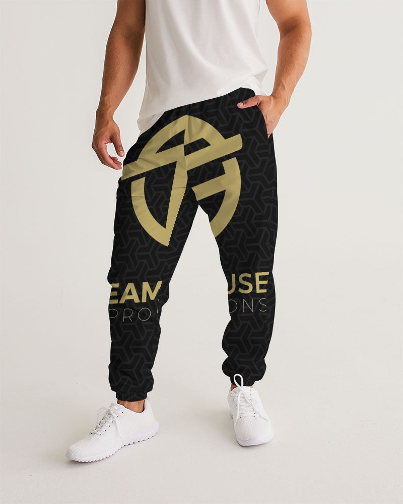 TF Black Men's Track Pants