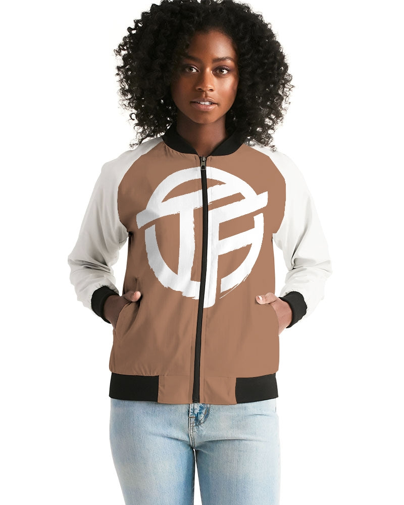 Im just focused Women's Bomber Jacket