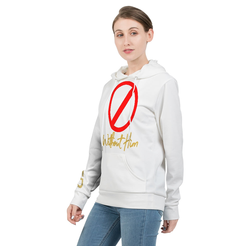 nothing without him Women's Hoodie