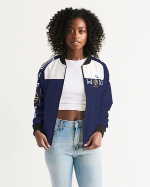 Stay Woke Women's Bomber Jacket