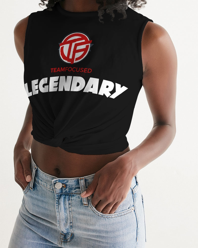 Legendary Women's Twist-Front Tank