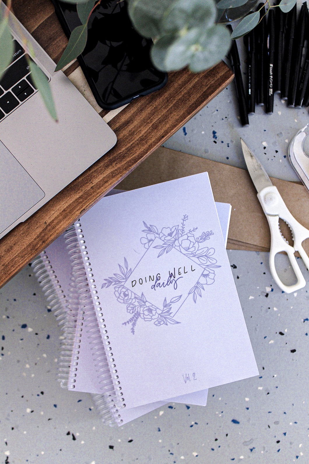 Doing Well Daybook Bundle