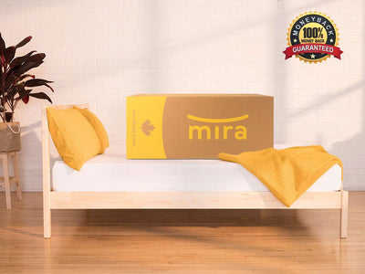 Mira Mattress - 100% Money Back Guarantee