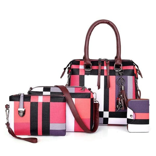 LUX PURSES | Kit de 4 Bolsas