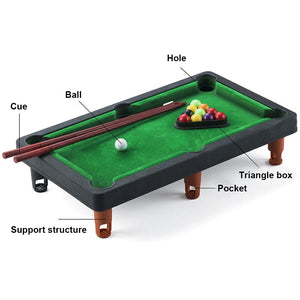 MINI SNOOKER | Mini Mesa de Bilhar