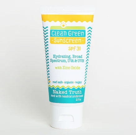 Naked Truth Organic Sunscreen