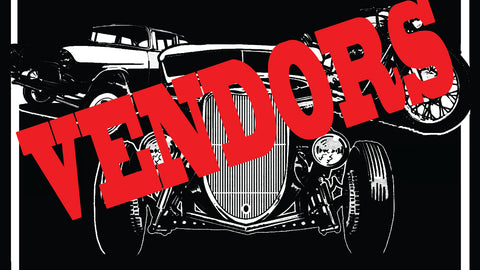 2019 HANDLEBARS & HOT RODS VENDOR SPACE