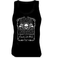 CANCER SUCKS! WHISKEY TANK TOP