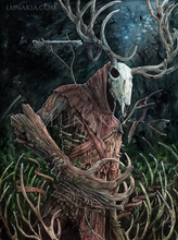 Load image into Gallery viewer, The Leshen | Bookmark