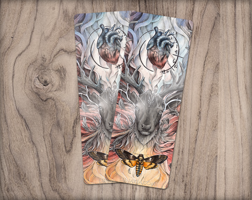The Raven Stag | Bookmark