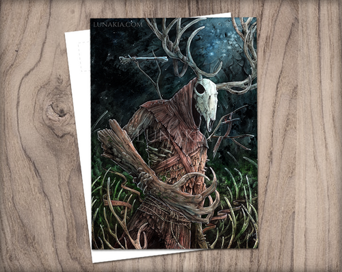 The Leshen | Postcard