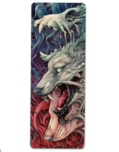 Load image into Gallery viewer, Canis Lupus Vanitas Colored | Bookmark