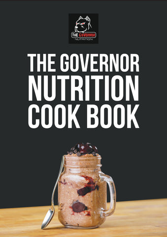 the governor cook book