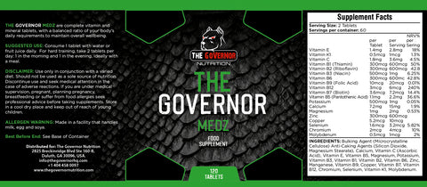 The Governor Medz