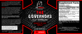 The Governor Fat Burners™-The Governor Sports and Nutrition