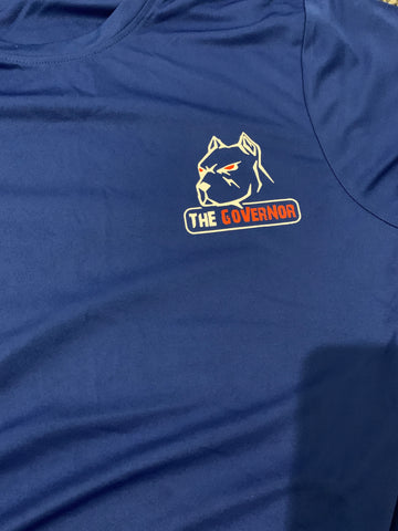 The Governor Sports T Shirt