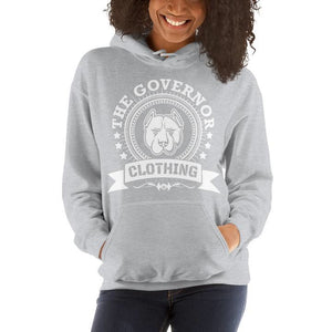 The Lady Governor Limited Edition Font Printed Hoodie