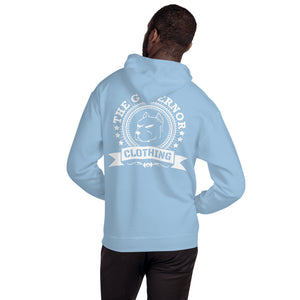 The Governor Unisex Front and Rear Printed Hoodie