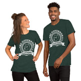 The Governor Original Short Sleeve Tshirt unisex-The Governor Sports and Nutrition
