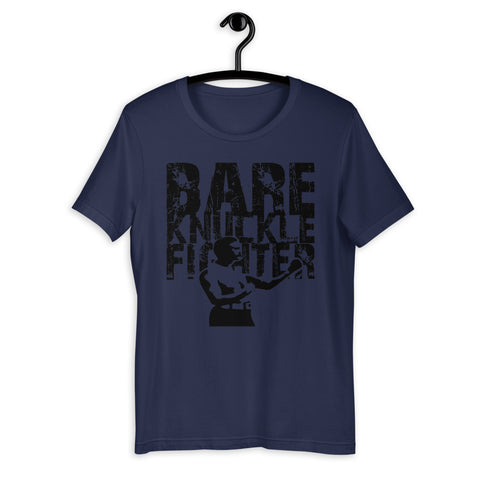 One Man Bare Knuckle Fighter Tee