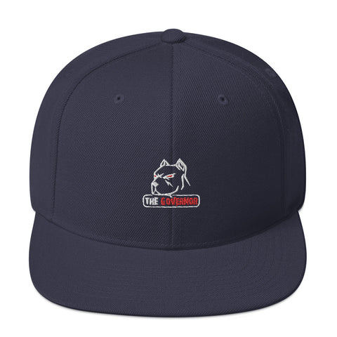 The Governor Snapback Hat