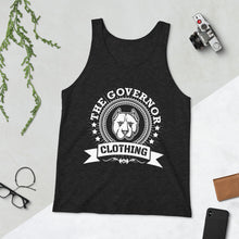 Load image into Gallery viewer, The Governor Limited Edition | Unisex Gym Top