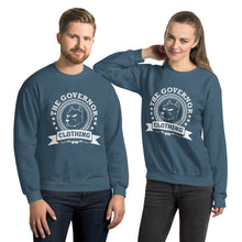 Load image into Gallery viewer, The Governor Clothing Unisex Sweatshirt